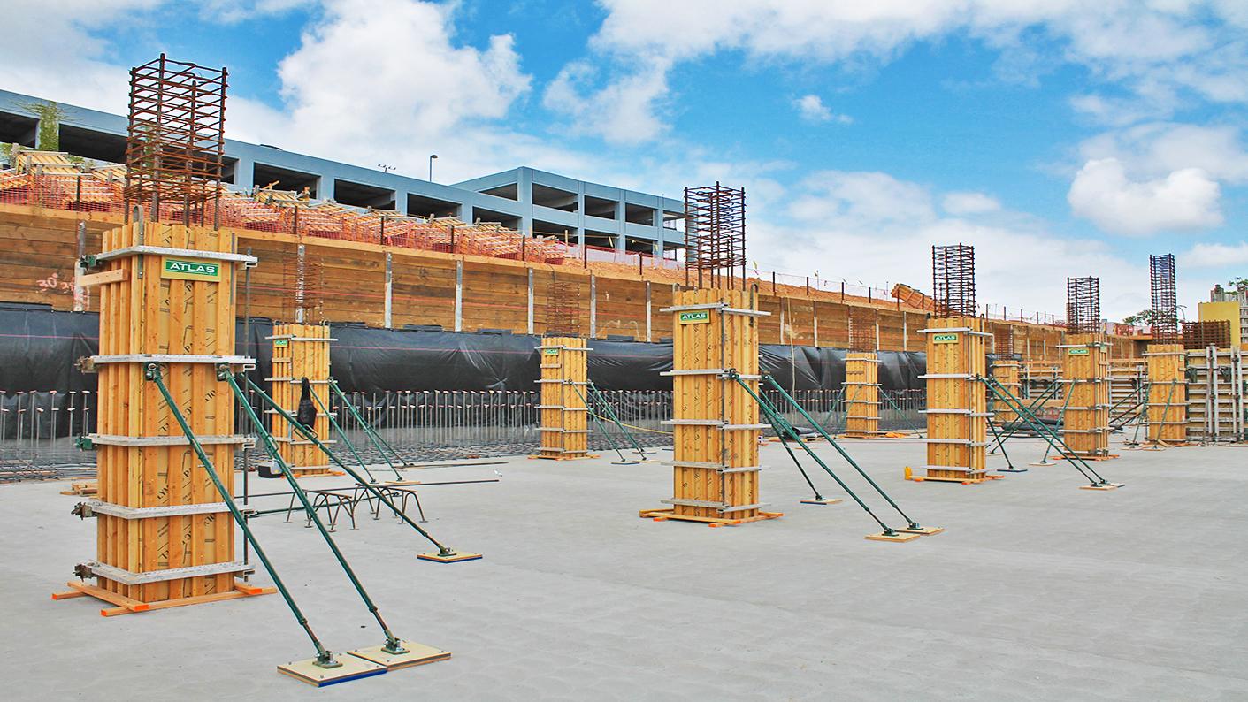 Construction Equipment Supplier | Atlas Construction Supply